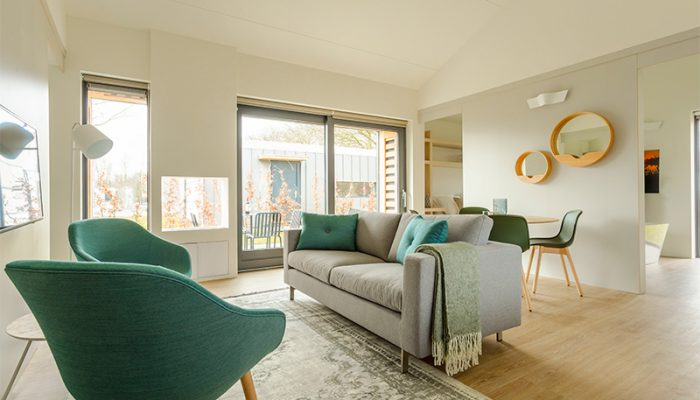 Gooilanden Interieur - Suitelodges