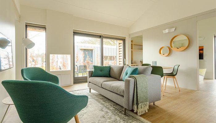 Gooilanden Interieur - Suitelodges