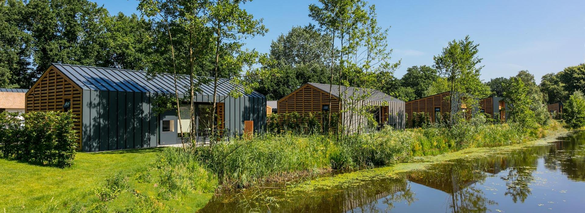 Suitelodges Gooilanden in Loosdrecht